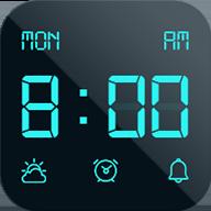 手机桌面时钟大字体app3.4.2 安卓免