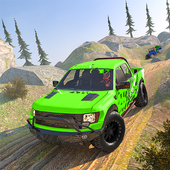 越野吉普车驾驶游戏手机版1.0 中文完整版