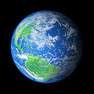 地球3D动态壁纸手机高清版1.0 全景版