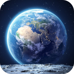 在家看世界的地图软件1.0.0 高清免费版