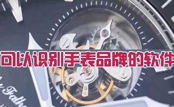有�]有可以�R�e手表品牌的�件