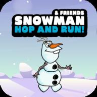 雪人疯狂跑酷游戏1.0 汉化版