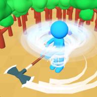 旋转砍树游戏手机版0.2.2 最新版