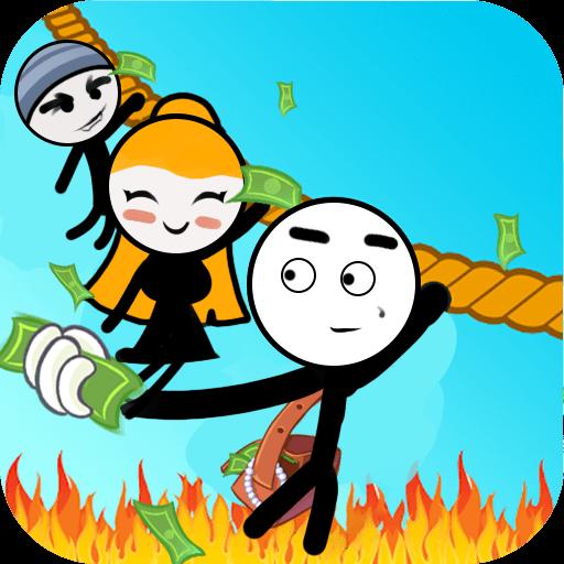 火柴人之神偷游��1.0.0 中文版