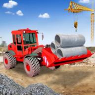 道路建筑及挖掘�C模�M器手�C游��1.0.1 最新版本