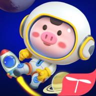 桃子猪太空3D百科1.0.0 安卓版