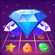 宝石迷阵爆破游戏安卓版0.1 中文安卓版